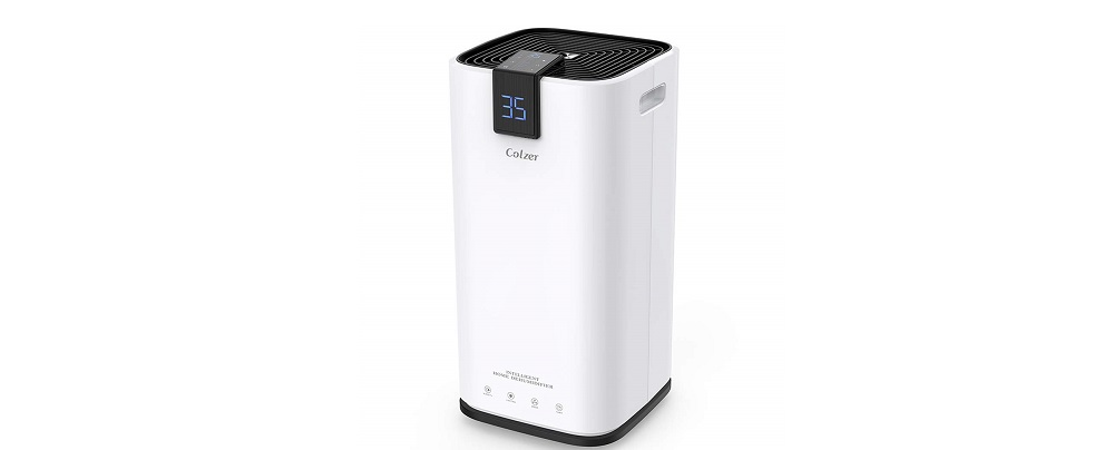 Colzer 70 Pints Portable Dehumidifier Review