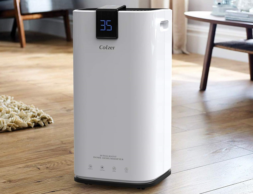 Colzer 70 Pints Portable Dehumidifier