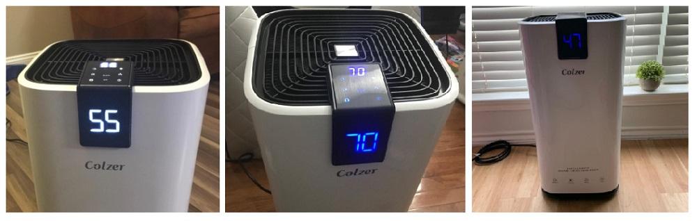 Colzer  Dehumidifier