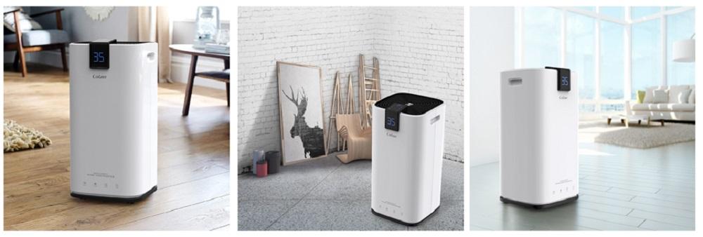 Colzer Portable Dehumidifier