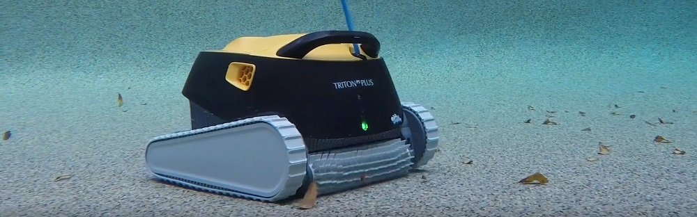 Dolphin Triton PS Plus Automatic Pool Cleaner Review