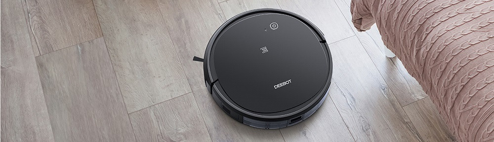 ECOVACS DEEBOT 500 Review