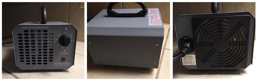 Enerzen Commercial Ozone Generator Review