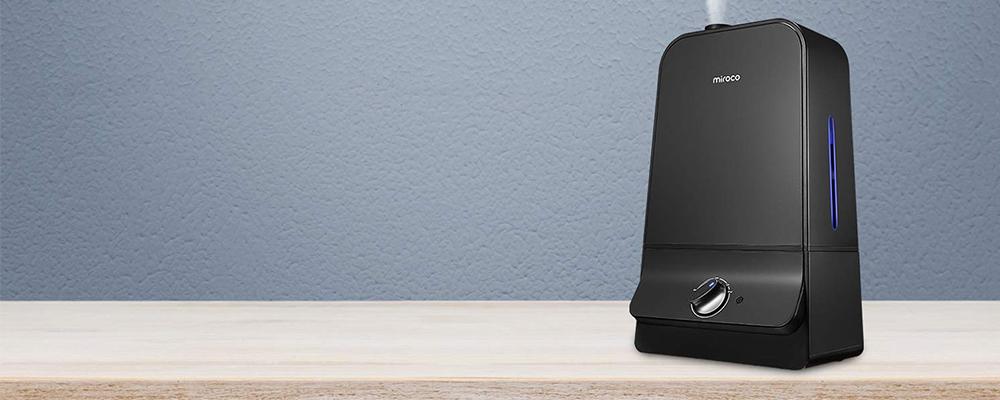 Miroco MI-AH001 Ultrasonic Cool Humidifier Review