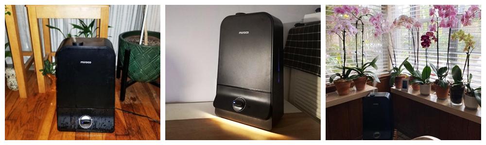 Miroco MI-AH001 Ultrasonic Cool Humidifier