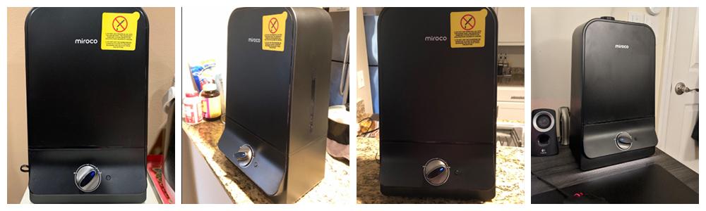 Miroco MI-AH001 Humidifier