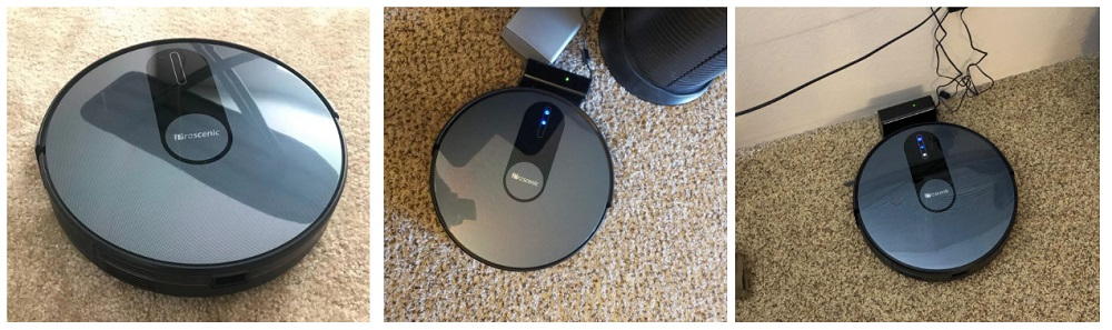 Proscenic 820S Robot Vacuum Cleaner