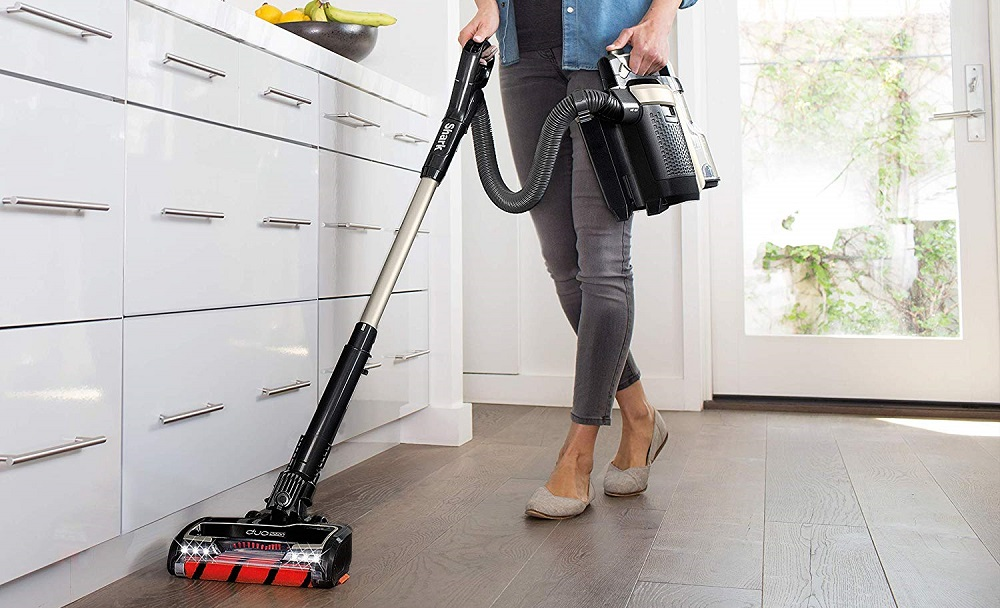 Shark ION P50 - IC162 Upright Vacuum