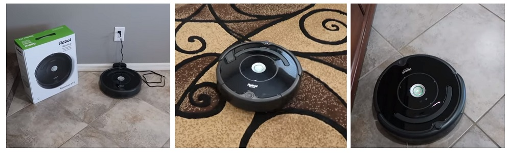 Irobot Roomba 675 Robot Vacuum Review