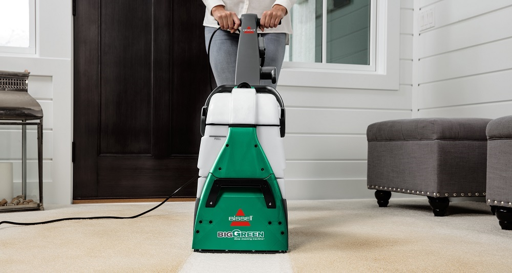 Bissell Big Green Carpet Cleaner 86T3 Review