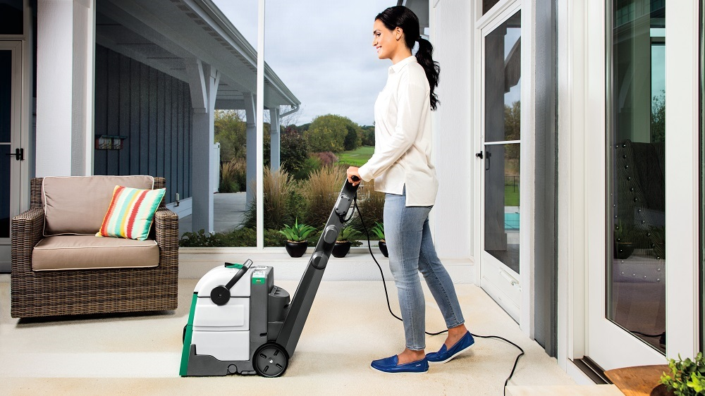 Bissell 86T3 Big Green Carpet Cleaner Review