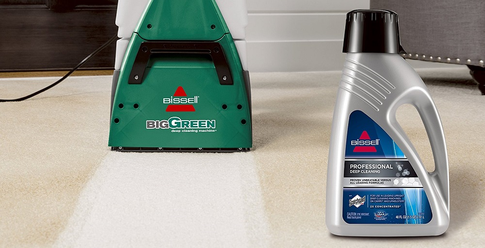 Bissell 86T3 Big Green Carpet Cleaner