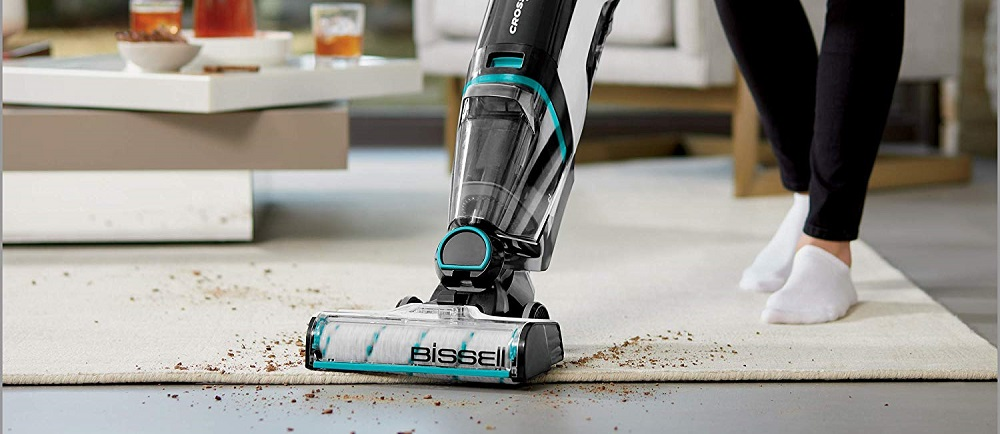 Bissell 2554A CrossWave Cordless Max Wet-Dry Vacuum