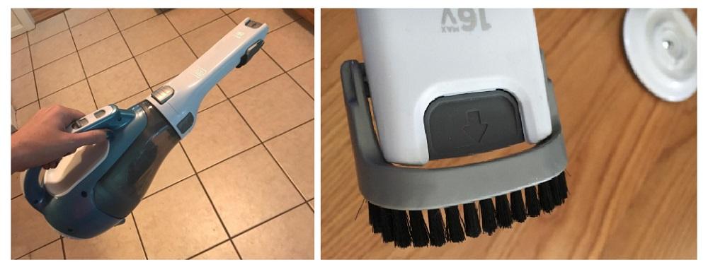Black+Decker Dustbuster Handheld Vacuum CHV1410L