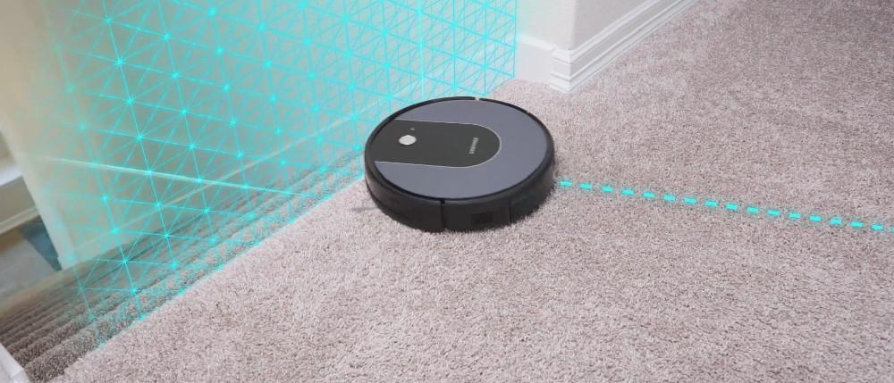 DeenKee DK700 Robotic Vacuum Review
