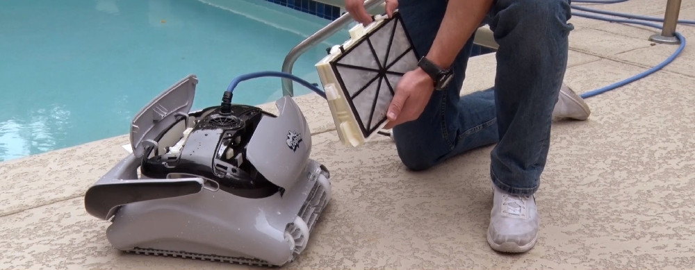 Dolphin Commercial Robotic Pool Cleaner