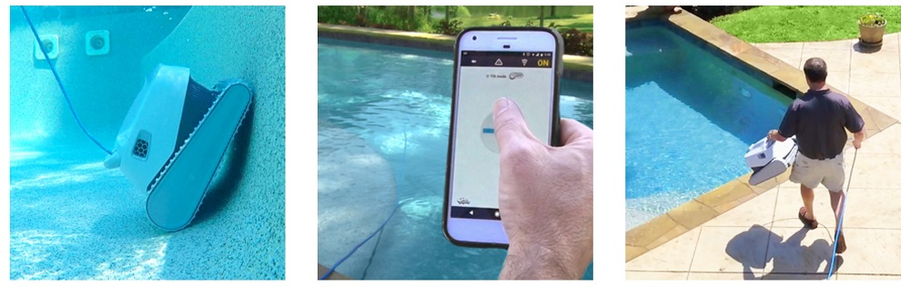 Dolphin Mercury Robotic Pool Cleaner Review