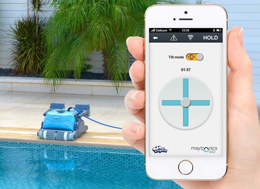Dolphin Oasis Z5i Robotic Pool Cleaner