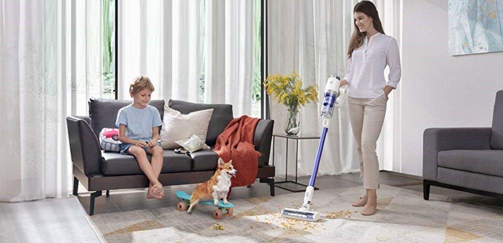 Eufy HomeVac S11 Infinity Cordless Stick Vacuum Review