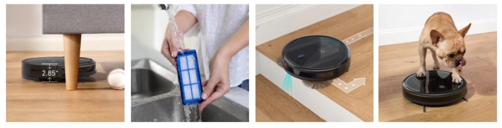 Eufy RoboVac G10 Robot Vacuum Mop Review