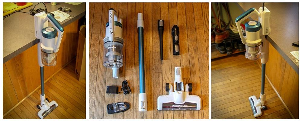 Eureka NEC180 RapidClean Stick Vacuum