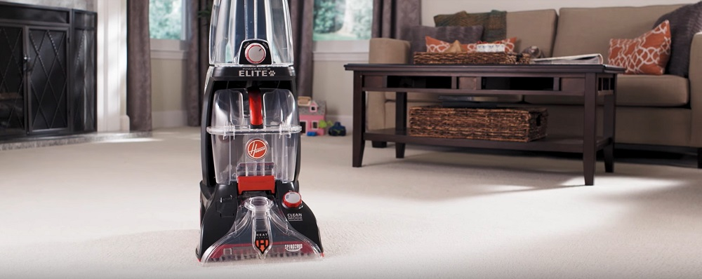 Hoover Power Scrub Elite Pet Upright Carpet Cleaner Review (FH50251PC)