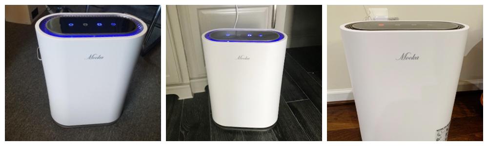 MOOKA True HEPA+ Air Purifier