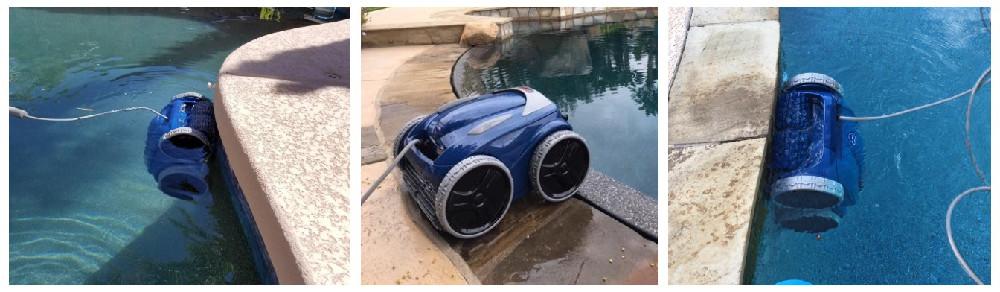 Polaris F9550 Sport Robotic Pool Cleaner