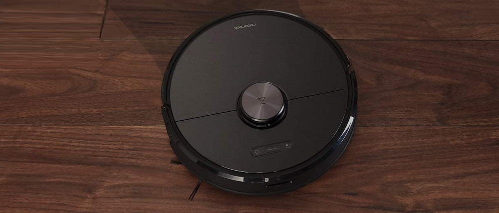 Roborock S6 Robotic Vacuum Cleaner and Mop