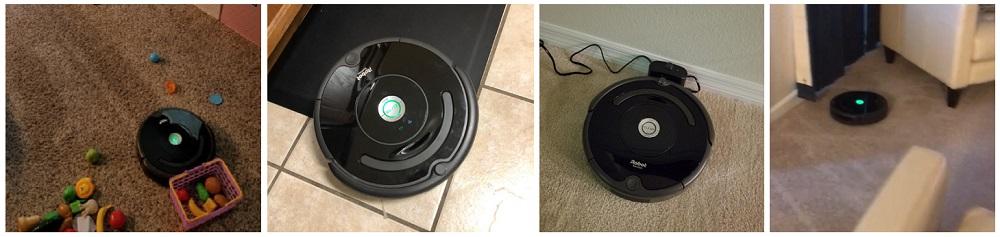 iRobot Roomba 671 Robot Vacuum