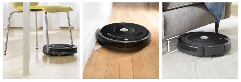 Roomba 675 vs. 671