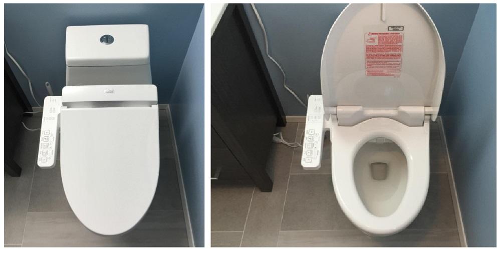 TOTO SW2034#01 C100 WASHLET Electronic Bidet Toilet Seat