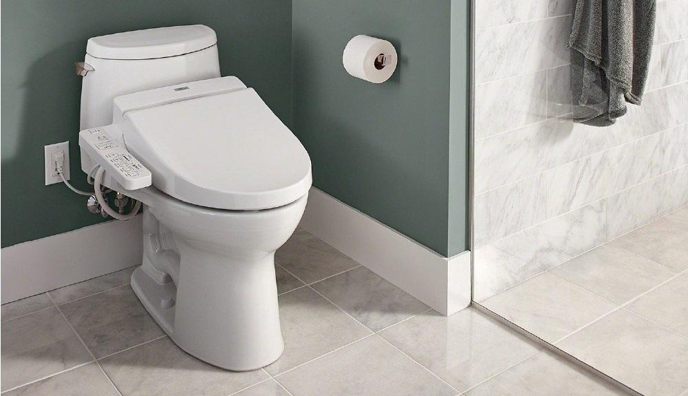 TOTO C100 WASHLET Electronic Bidet Toilet Seat