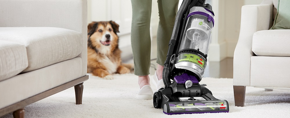 Bissell Cleanview Swivel Rewind Pet Upright Vacuum 22543 Review