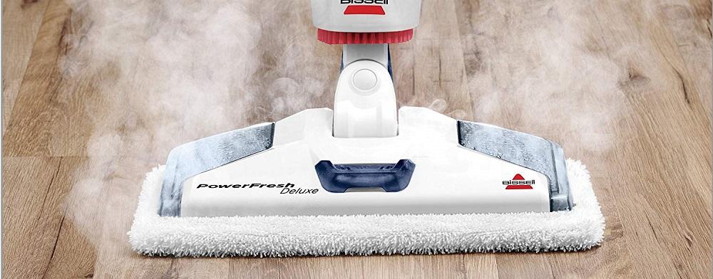 Bissell PowerFresh Deluxe Steam Mop