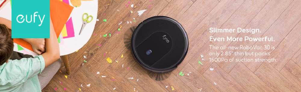 Eufy BoostIQ RoboVac 30 Robot Vacuum Cleaner Review