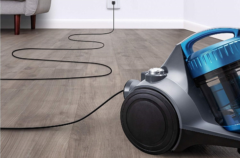 Eureka Whirlwind Bagless Canister Vacuum Cleaner NEN110A