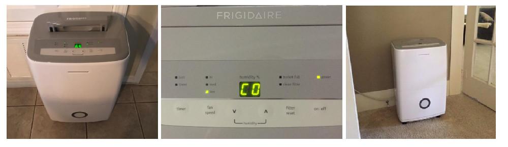 Frigidaire FFAD7033R1 70-Pint Dehumidifier Review