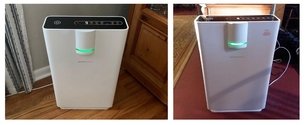 Hathaspace HSP002 Smart True HEPA Air Purifier