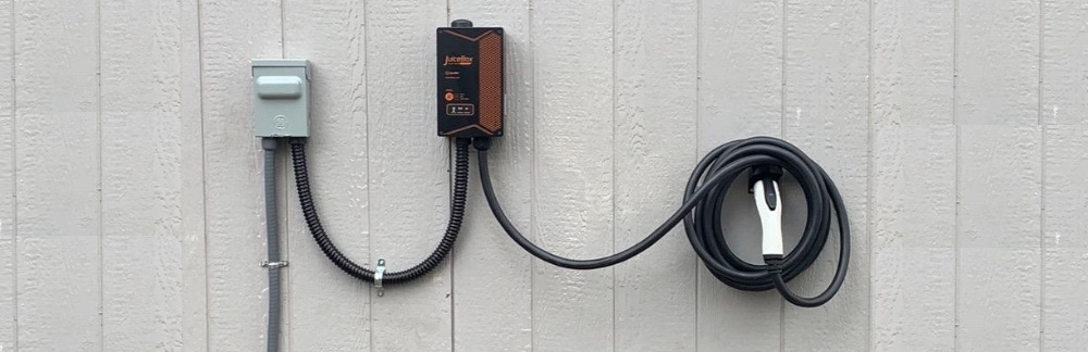 JuiceBox Electric Vehicle Charger