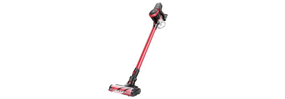 MOOSOO Upgraded K1 Cordless Stick Vacuum Review