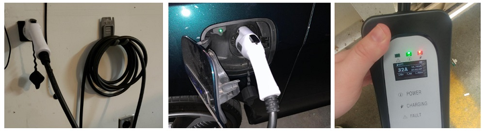 MUSTART Electric Vehicle Charger
