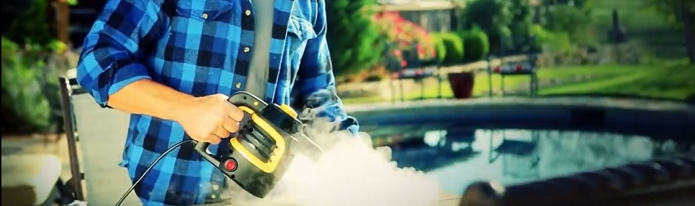 MC1230 Handheld Steam Cleaner