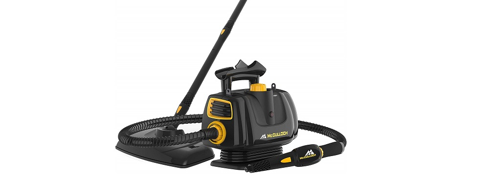 McCulloch MC1270 Steam Cleaner Review