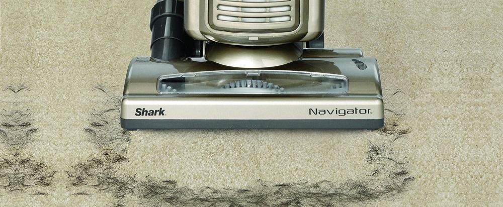 Shark Navigator Anti Allergy NV42 Champagne Upright Vacuum Review