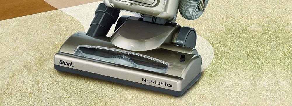 Shark Navigator Anti Allergy NV42 Champagne Upright Vacuum