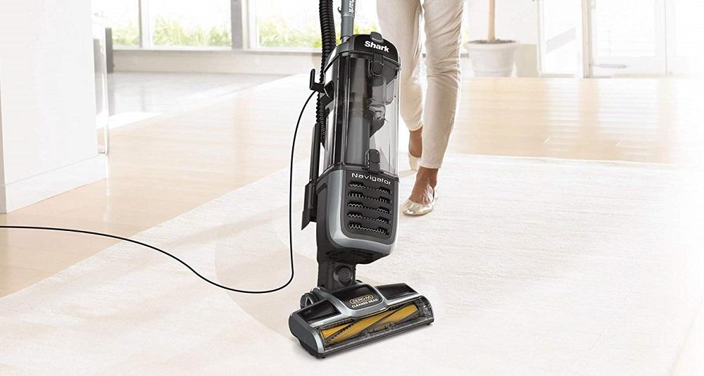 Shark Navigator Self Cleaning Brushroll ZU62 Upright Vacuum Review