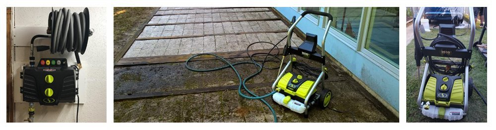 Sun Joe SPX4000-PRO Electric Pressure Washer Review