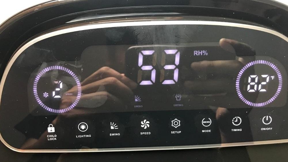COLZER 140 Pints Dehumidifier