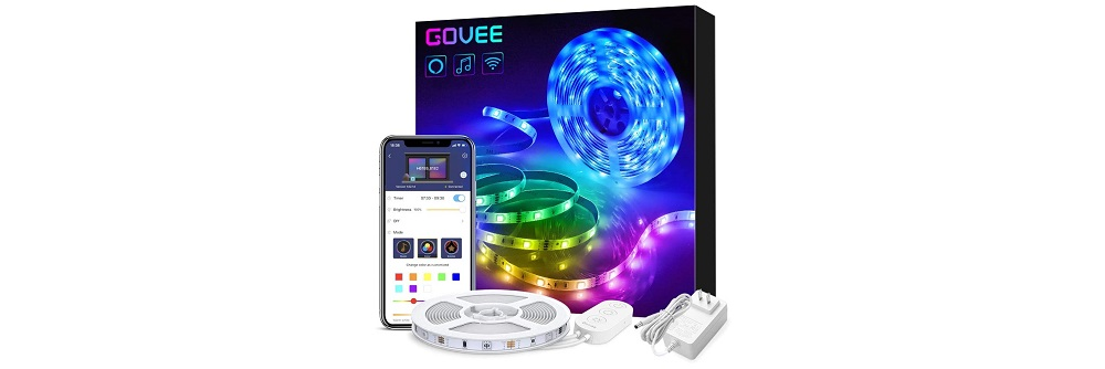 Govee Smart WiFi LED Strip Lights Review